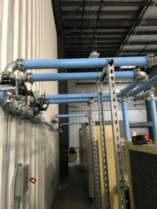 Air Compressor Isolation Valves