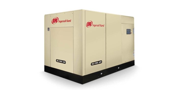 OIL-FREE ROTARY AIR COMPRESSORS
