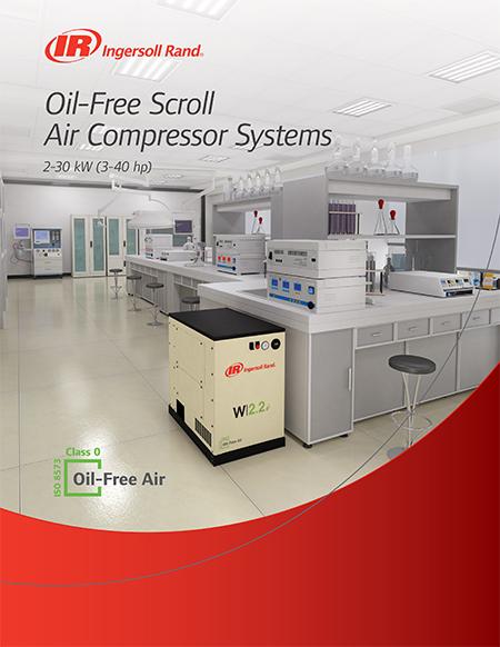 Oil Free Scroll Compressors